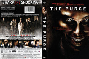 the purge dvd cover