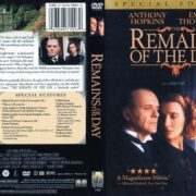 The Remains Of The Day (1993) SE R1