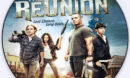 The Reunion (2011) R0 Custom DVD Label