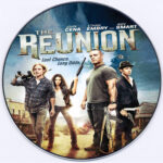 The Reunion (2011) R0 Custom DVD Label