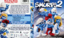 The Smurfs 2 (2013) R1 DVD Cover