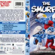 The Smurfs 2 (2013) R1 DVD Cover