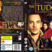 The Tudors: All Seasons – Front DVD Covers