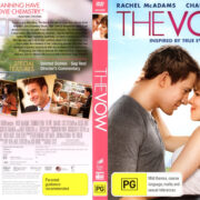 The Vow (2012) R4 DVD Cover & Label