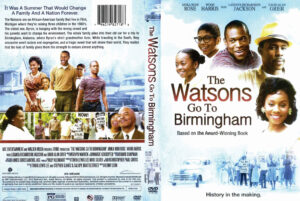 The Watsons Go To Birmingham DVD Cover