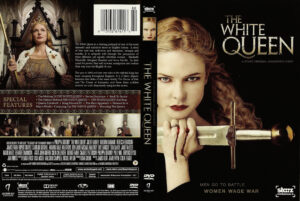 the white queen dvd cover