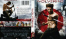 The Wolverine (2013) R1 DVD Cover