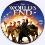 The World's End (2013) Custom DVD Label