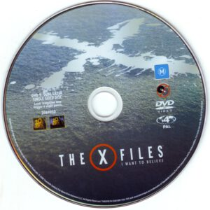 The X-Files: I Want To Believe (2008) | Movie DVD | CD ...