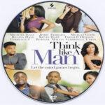 Think Like A Man (2012) R0 Custom DVD Label