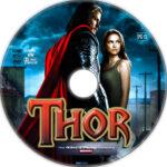 Thor (2011) R1 Custom DVD Label