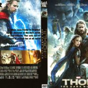 Thor: The Dark World (2013) R0 Custom