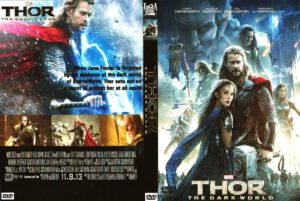 Thor 2 the dark world custom case