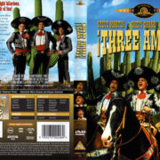 Three Amigos! (1986) WS R2