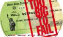 Too Big To Fail (2011) Custom DVD Label