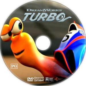 turbo dvd label