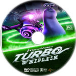 Turbo (2013) Custom DVD Labels