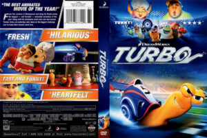 Turbo front dvd cover