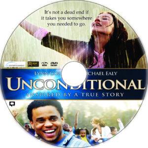 unconditional dvd label