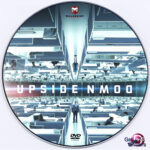 Upside Down (2012) R0 Custom DVD Label