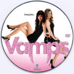 Vamps (2012) – CD Label
