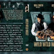 WILD WILD WEST (1999) – Greek DVD Cover