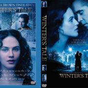 Winter's Tale (2014) Custom DVD Cover