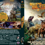 Walking with Dinosaurs 3D (2013) R1 Custom DVD Cover