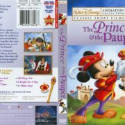 Walt Disney Animation Collection - The Prince and The Pauper