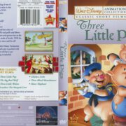 Walt Disney Animation Collection - Three Little Pigs