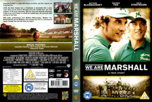We are marshall 2006 ws r2 movie dvd cd label dvd cover front