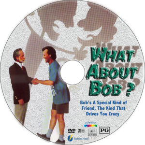 what about bob dvd label