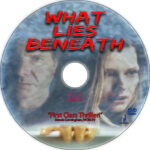 What Lies Beneath (2000) R1 Custom CD Cover