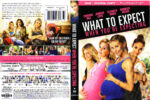 What to Expect When You're Expecting (2012) R1 DVD Cover