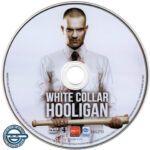 White Collar Hooligan (2012) R4 DVD Label