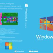 Windows 8 Enterprise – Front Custom Cover