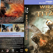 Wrath Of The Titans (2012) R1 – blu-ray