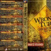 Wrong Turn Collection (1-6) (2014) R2 GERMAN