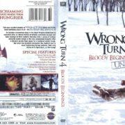 Wrong Turn 4: Bloody Beginnings (2011) R1
