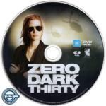 Zero Dark Thirty (2012) R4 DVD Label
