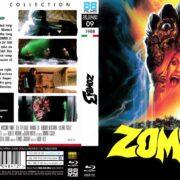 Zombi 3 (1988) Blu-Ray UK