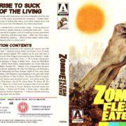 Zombie Flesh Eaters (1979) Blu-Ray UK