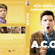 A.C.O.D. (2013) R1 Custom DVD Cover