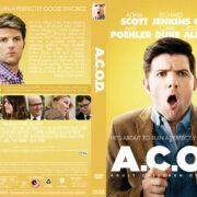A.C.O.D. (2013) R1 Custom DVD Cover