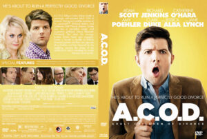 A.C.O.D. 2013 dvd cover