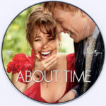 About Time (2013) Custom CD Cover