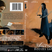 Ain't Them Bodies Saints (2013) R1 Custom DVD Cover