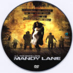 All The Boys Love Mandy Lane (2006) Custom DVD Label