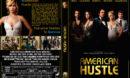 American Hustle (2013) R1 Custom DVD Cover