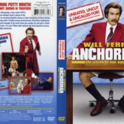Anchorman: The Legend Of Ron Burgundy (2004) UR WS R1